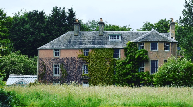 Backhouse Garden at Rossie Estate